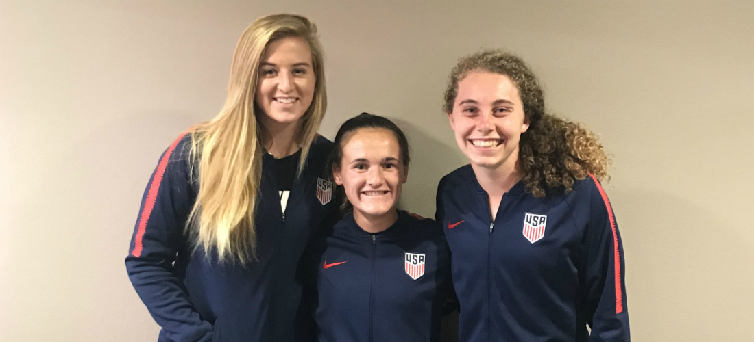 US Soccer Women's National Team Selections | Uruguay & Netherlands Bound