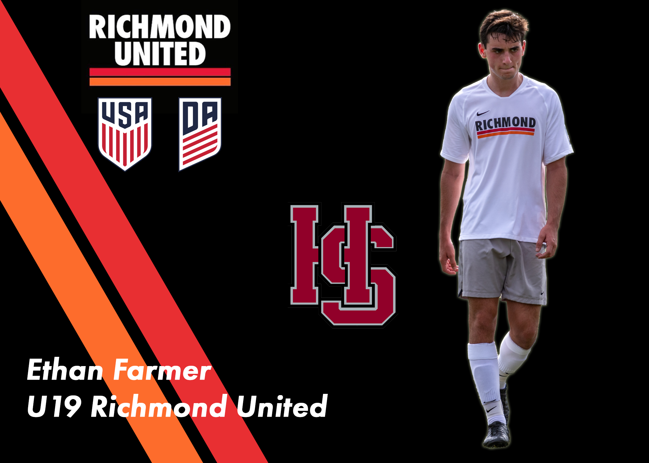 Ethan Farmer Commits to Hampden-Sydney College for the Fall of 2020