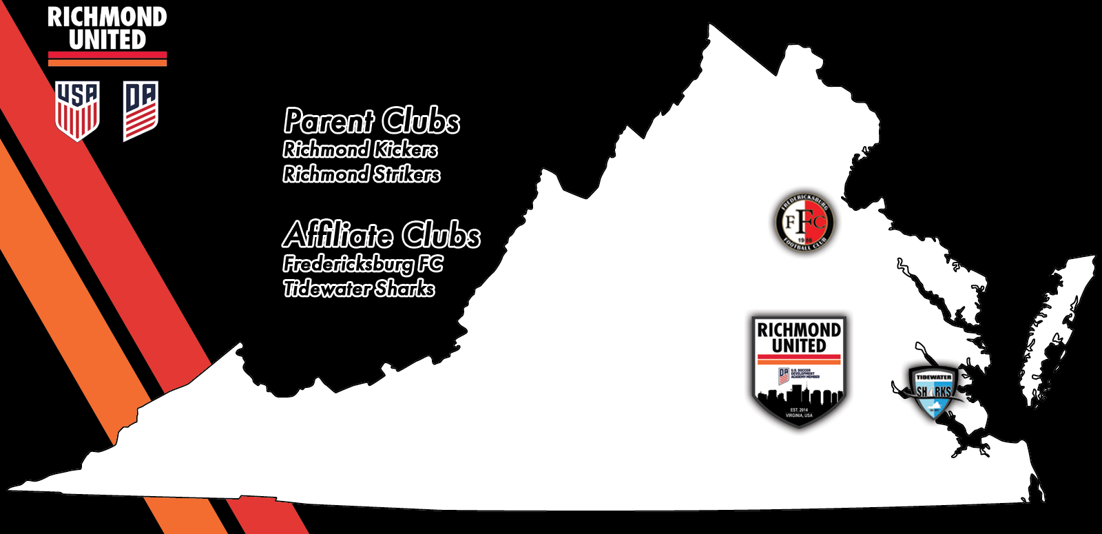 Richmond United adds Affiliate Clubs